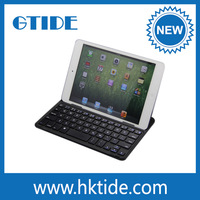 magnetic clips bluetooth keyboard cover for galaxy s4 mini keyboard case in china