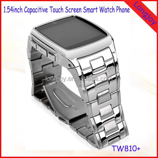Cheap Best Wrist Phone Watch Cell Phone GSM Smart Watch Phone 1.3Mp Clock Wrist Watch