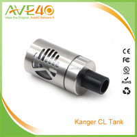 2016 Ave40 New arrive Top filling tank 2ml/4ml Kanger CL Tank clearomizer with Black/Silver