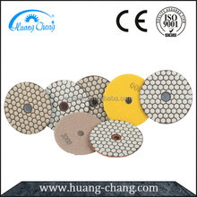 Diamond Floor Dry Polishing Pad for Marble