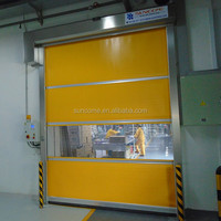 new design automatic rolling shutter doors