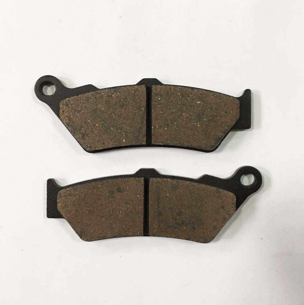 Motorcycle parts brake pads for HUSQVARNA TR 650/KTM 690 950/MOTO GUZZI California/TRIUMPH Rocket/VICTORY Hammer FA209