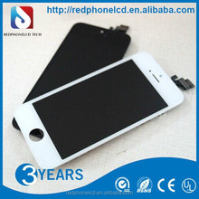 China manufacturer Mobile phone lcd for iphone 5 digitizer lcd