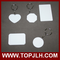 Sublimation Printing Key Chain