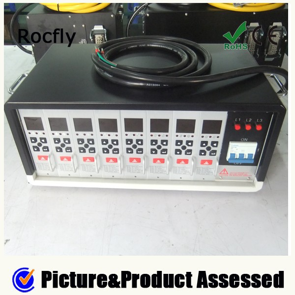 PID Hot Runner Mold Temperature Control For Plastic Injection Moulding