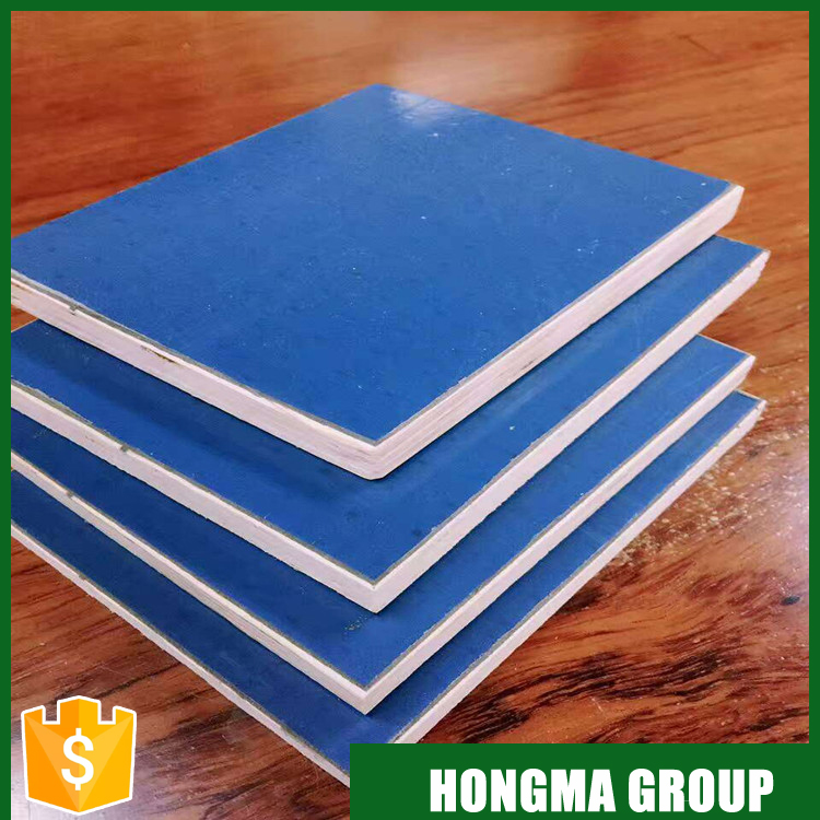 reusable 30 times PP plastic formwork film faced plywood for Africa market