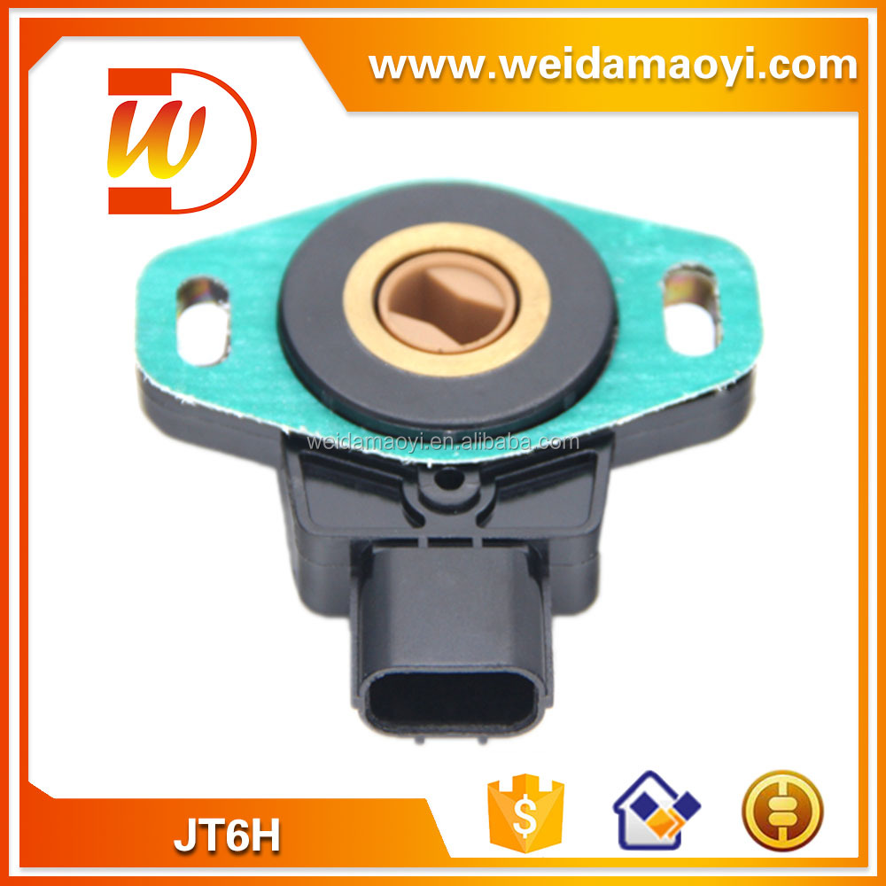 Hot selling denso throttle position sensor for Honda Civic JT6H