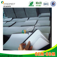 blank sublimation material mouse pad,non print mousepad