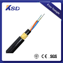 32 core Self-supporting aerial Fiber Optic Cable ADSS