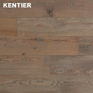 Natural beauty and high quality brazilian teak engineered flooring with thickness 12mm for household