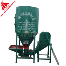 1 year warranty poultry farm use animal feed grinder and mixer for sale