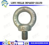 Fastener Bolt and Nut eye bolts drawing