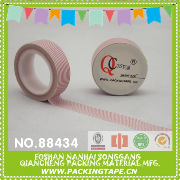 Mignon car painting masking paper adhesive tape lanterns