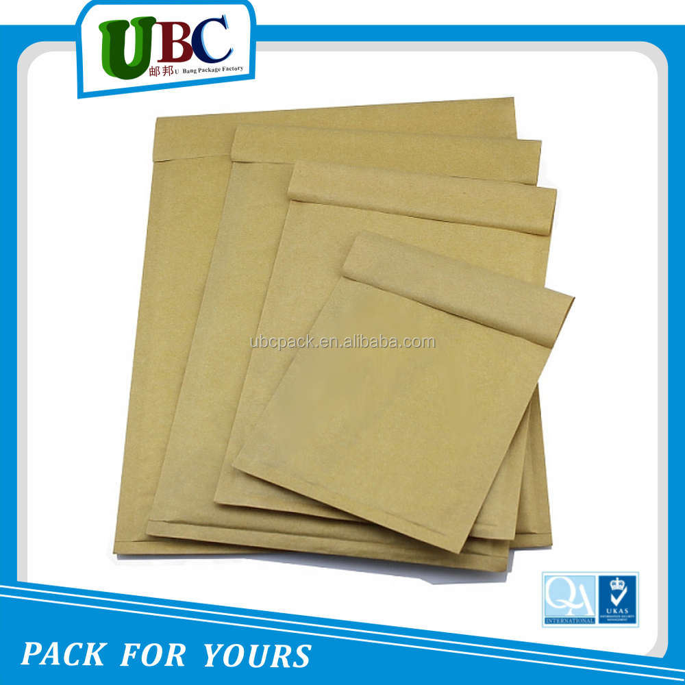 Kraft Air Bubble Envelope/Brown Kraft Bubble Mailer