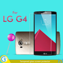 Toughened glass 9H diamond screen protector for LG G4