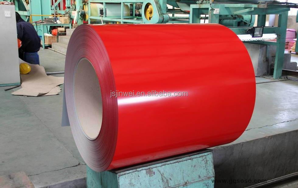 Prepainted galvanized Steel Coil (PPGI/PPGL) / Color Coated Steel/CGCC/Roofing steel
