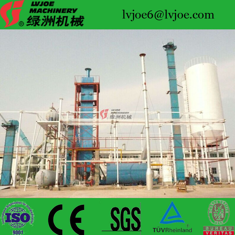 low investment gypsum powder/stucco production line