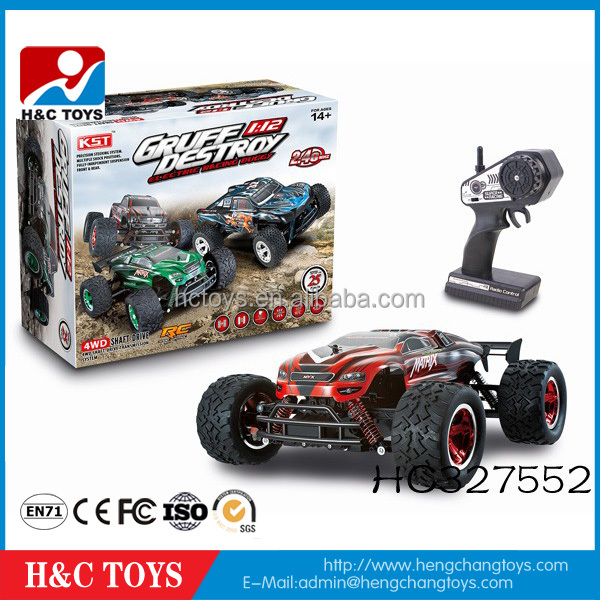 1:12 Scale 4CH RC Racing Toys Car Remote Control Drift Car HC327552