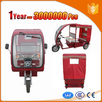 Multifunctional enclosed motorcycle for passenger
