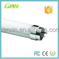 SMD2835 18W 1800LM 120CM CE&ROHS CERTIFICATED AC85-265V ROTATING T8 LED TUBE LIGHT