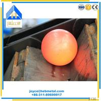 Casting Kind Stainless Steel Grinding Ball With A Drilled Hole