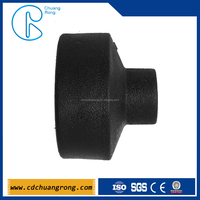 HDPE socket fusion weld reducer