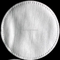 hot sale high quality round cotton pads