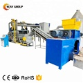 2018 New E waste Recycling Machine Manufacturer