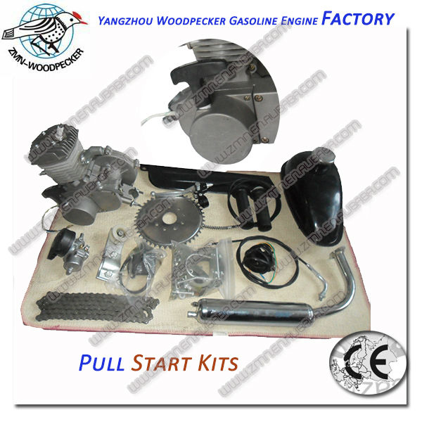 Motorized Bicycle Gasoline Engine Kit/ Gas Engine pull start/ Gas Scooter