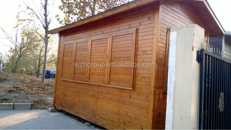 Heat insulated mini decorative house / temporary shop / shelter