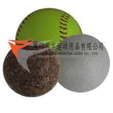 Wholesale Synthetic Leather Softball