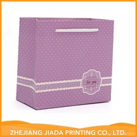 Customized Design High Quality New fancy Paper Bag Hs Code