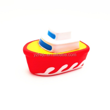 kids newest Funny PVC Floating Baby ship Toy Set vinly toy