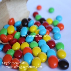 Wholesale bulk chocolate candy coated chocolate balls
