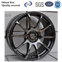 Use for all type cars 17 inch wheel rim of alloy