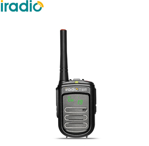 Iradio dp-168VHF UHF digital small size handheld kids DMR walkie-talkie