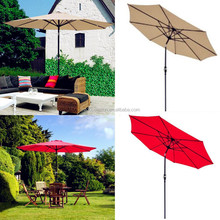 Best Choice Products Patio Umbrella 9' Aluminum Patio Market Umbrella Tilt W/ Crank Outdoor patio umdrella