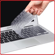 For Macbook Keyboard Protector Transparent TPU Keyboard Cover for MacBook