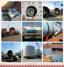 Break Bulk Ocean/Sea freight from China to Colon free zone Panama