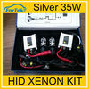 Blue tint hid xenon headlight h4 kit with slim ballast 6000k 8000k
