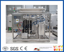 Egg liquid pasteurization machine/Fresh milk pasteurize