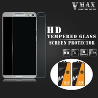 Hot sale !!!0.33mm 9H Hardness 3D Anti-Fingerprint Premium Real tempered glass screen protector for Samsung galaxy S7 plus