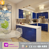 modern kitchen cabinetry manufacturer blue lacquer high gloss kitchen cabinets door