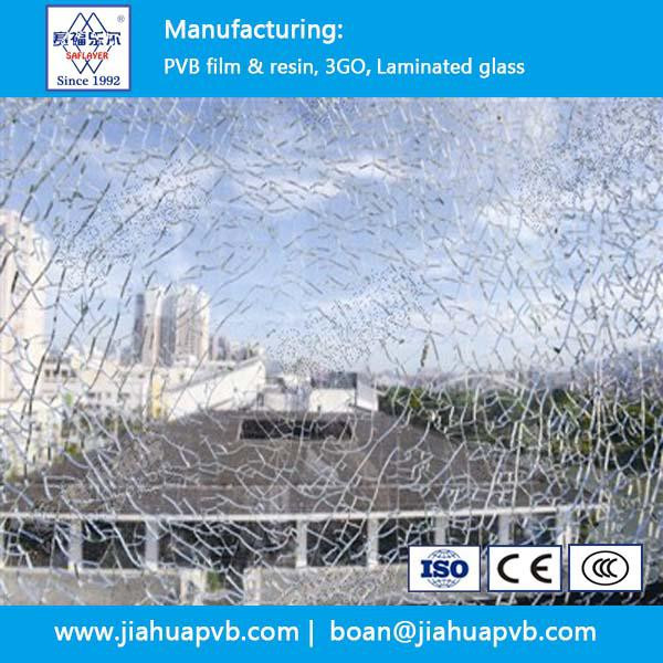Laminated Safety & Security glass
