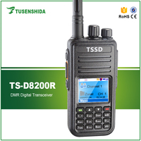 One Way Communication Device Auto Radio for TSSD TS-D8200R Waterproof Ham Transceiver
