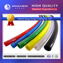 Flexible colourful polyamide 12 tube