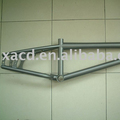 XACD made bmx frame for customized bmx bicycle and durable and light bmx bicycle frame