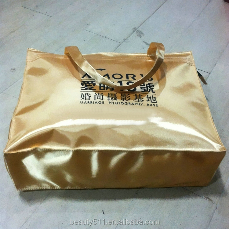 Bridal gown bags & bridal gown covers with printing Personalised Foldable Proof Wedding Dress Garment Bag Wholesale WB01