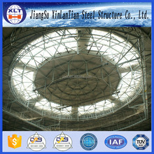 Prefabricated Elegant Appearance Light Frame Steel Structure Gymnasium Design
