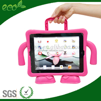 hot sell Cute Soft portable Silicone Cover Case for 7 Inch tablet pc case Android Kids Tablet PC